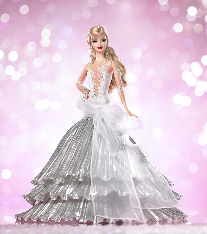 2008 Holiday Barbie