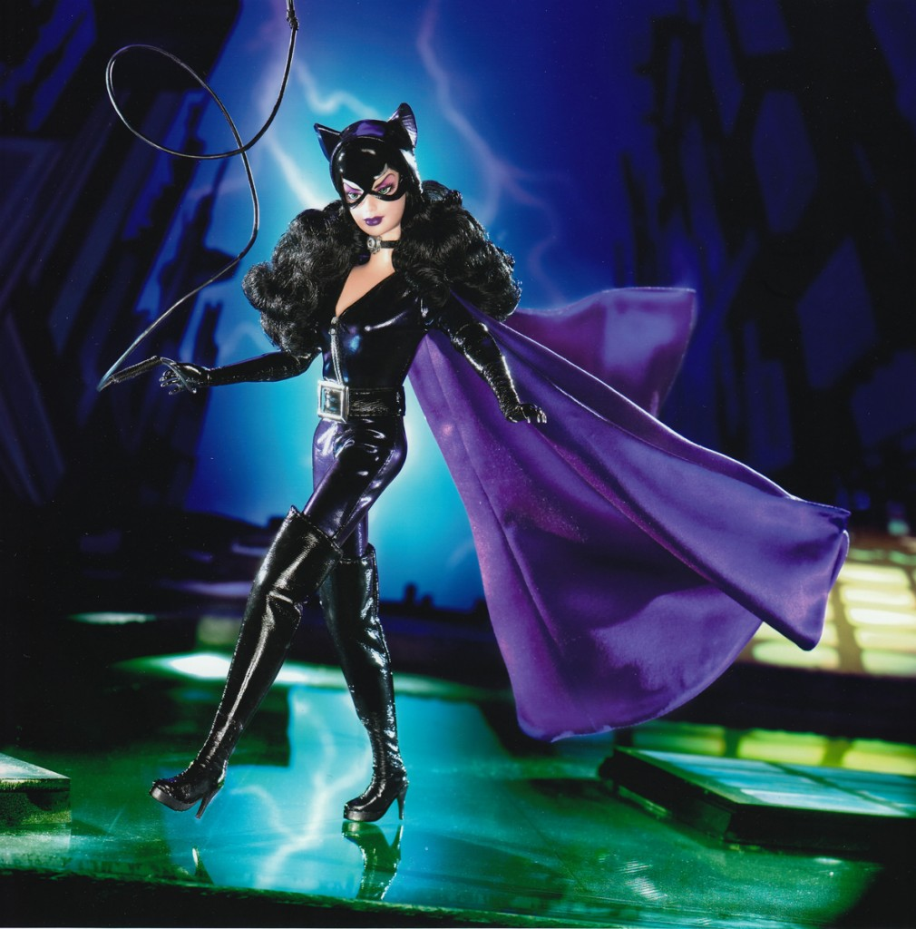 Cat Woman Collector Barbie Doll