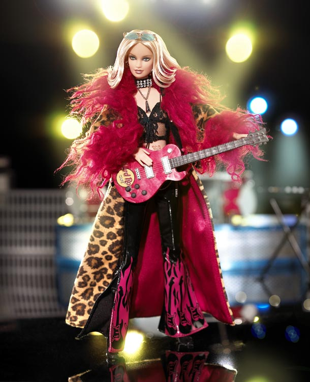 Hard Rock Cafe Barbie Doll #1