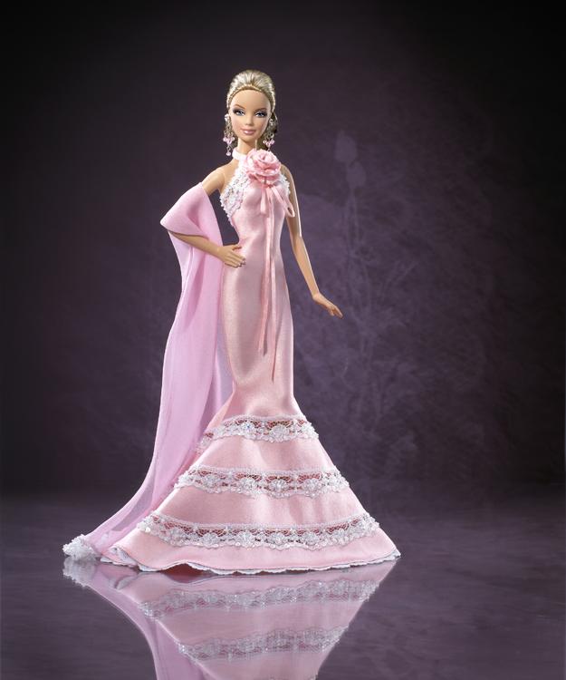 Badgley Mischka Barbie Doll
