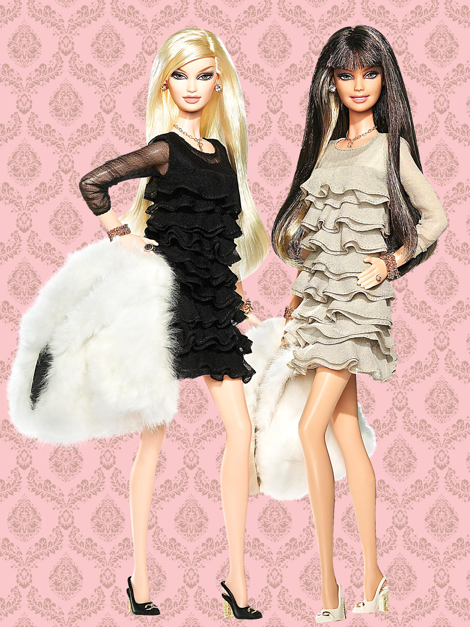 Juicy Couture Barbie Dolls