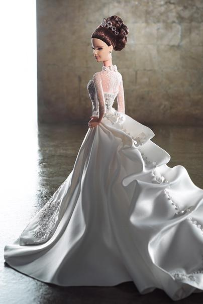 Reem Acra Barbie Doll