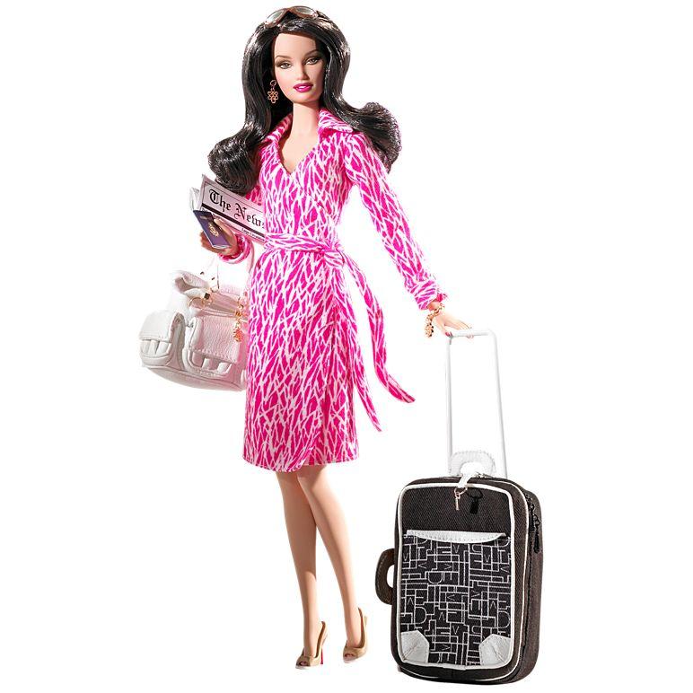 Diane Von Furstenberg Barbie Doll
