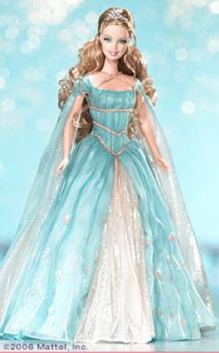 Ethereal Princess Barbie Doll