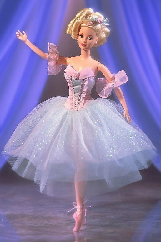 Barbie Doll as Marzipan in the Nutcracker