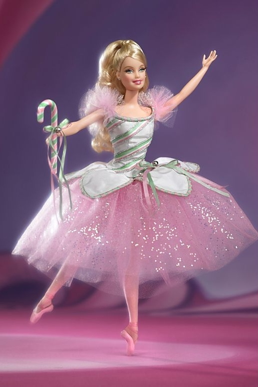 Peppermint Candy Barbie Doll