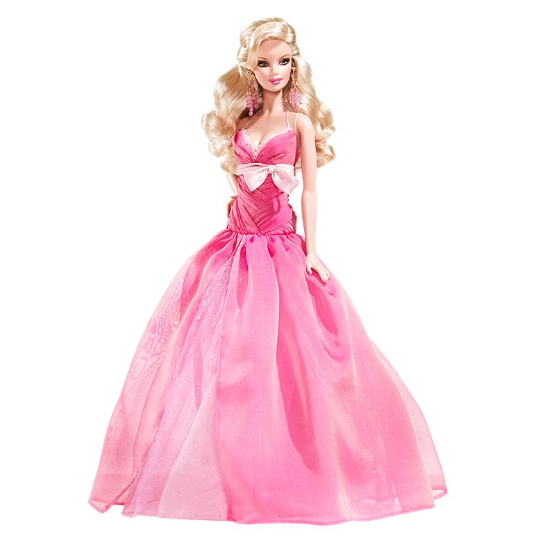2008 Barbie Doll