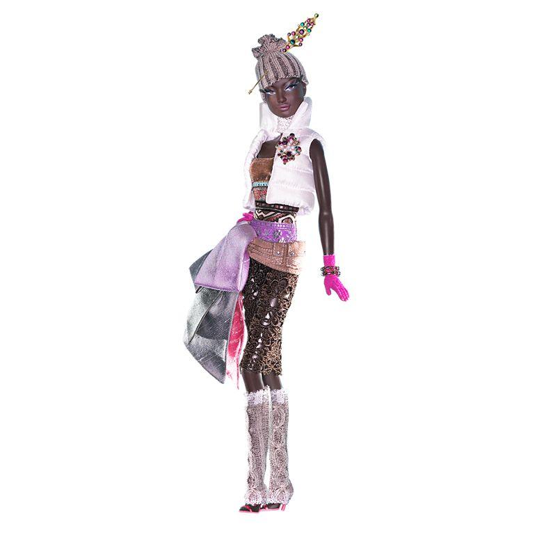 Byron Lars Coco Barbie Doll