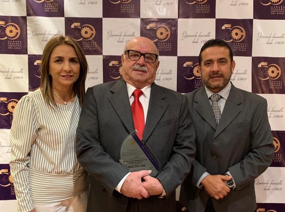 Maria Eulalia Alvarez, Arnando Alvarez, Pablo Alvarez, SOCIOS DE INTAL