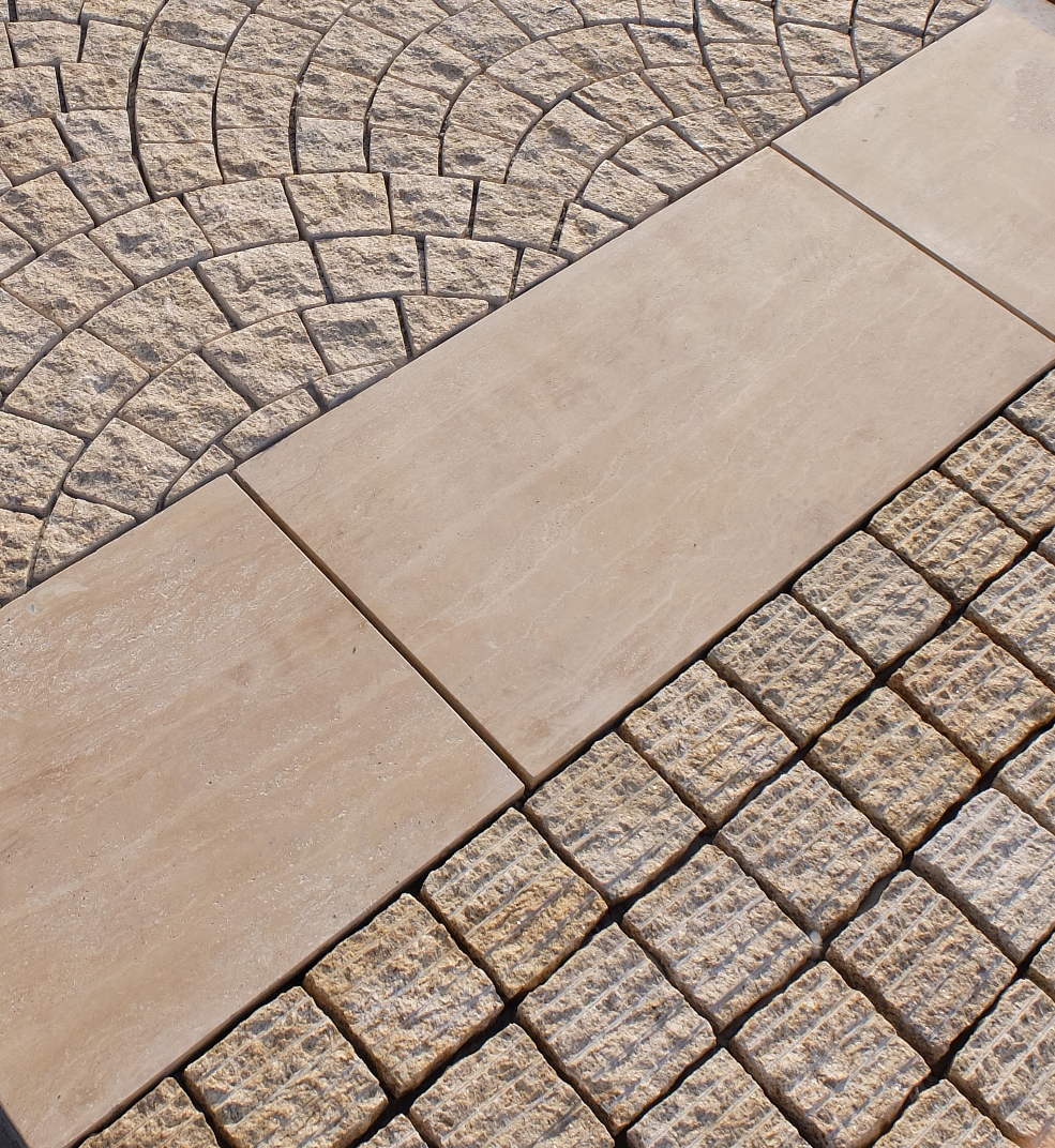 Types of Stone -