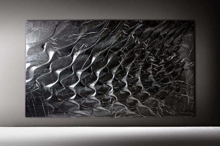 CITCO Wall Feature from Zaha Hadid