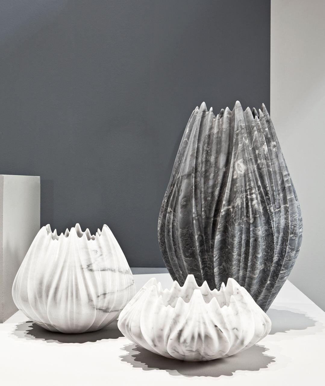 CITCO Sculptural Vases from Zaha Hadid