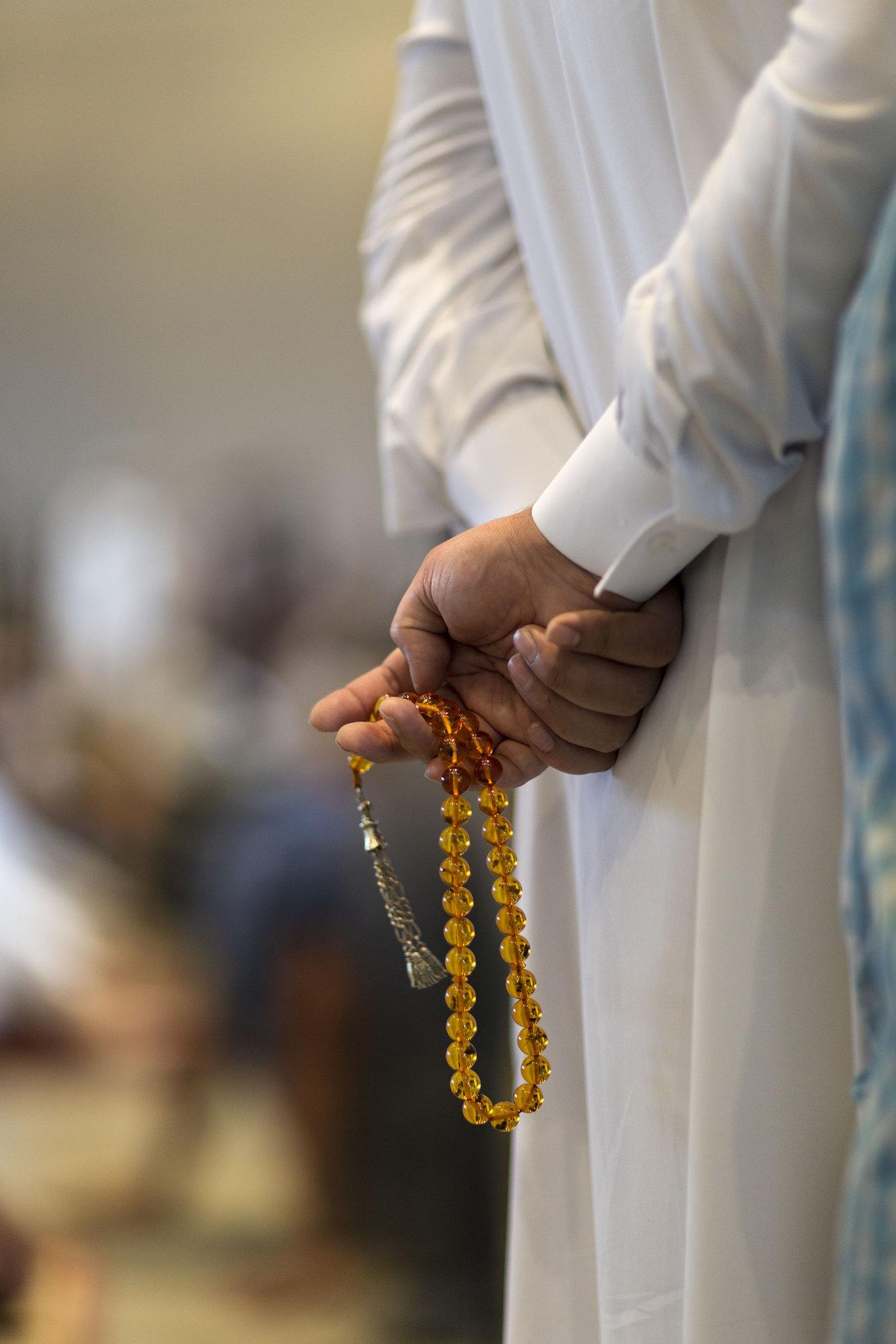 Prayer Beads, Eid al Fitr