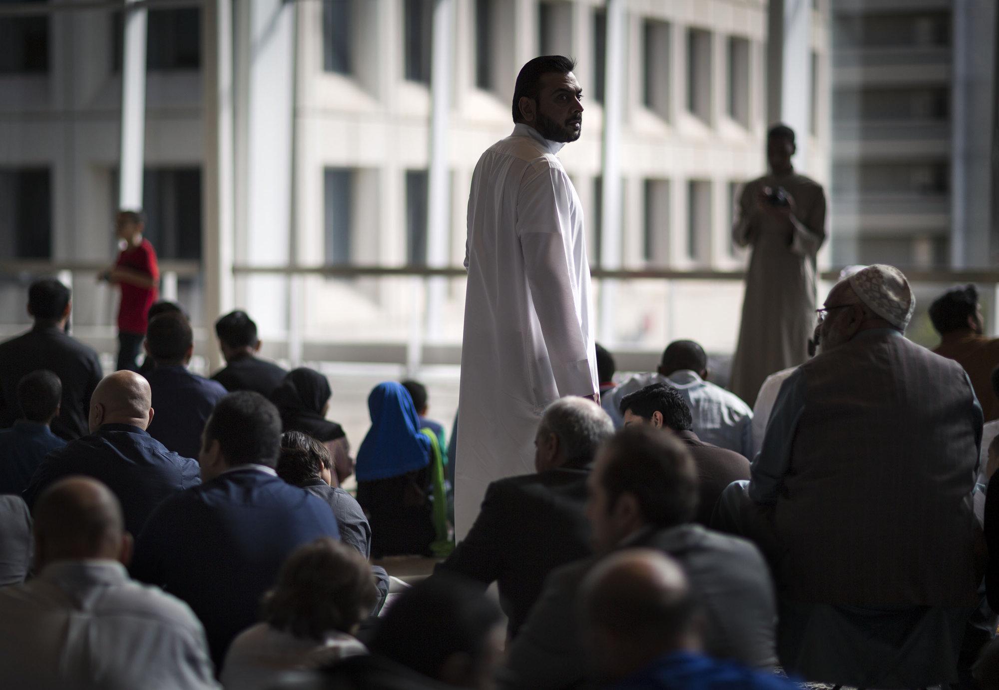 Stand, Eid al Fitr