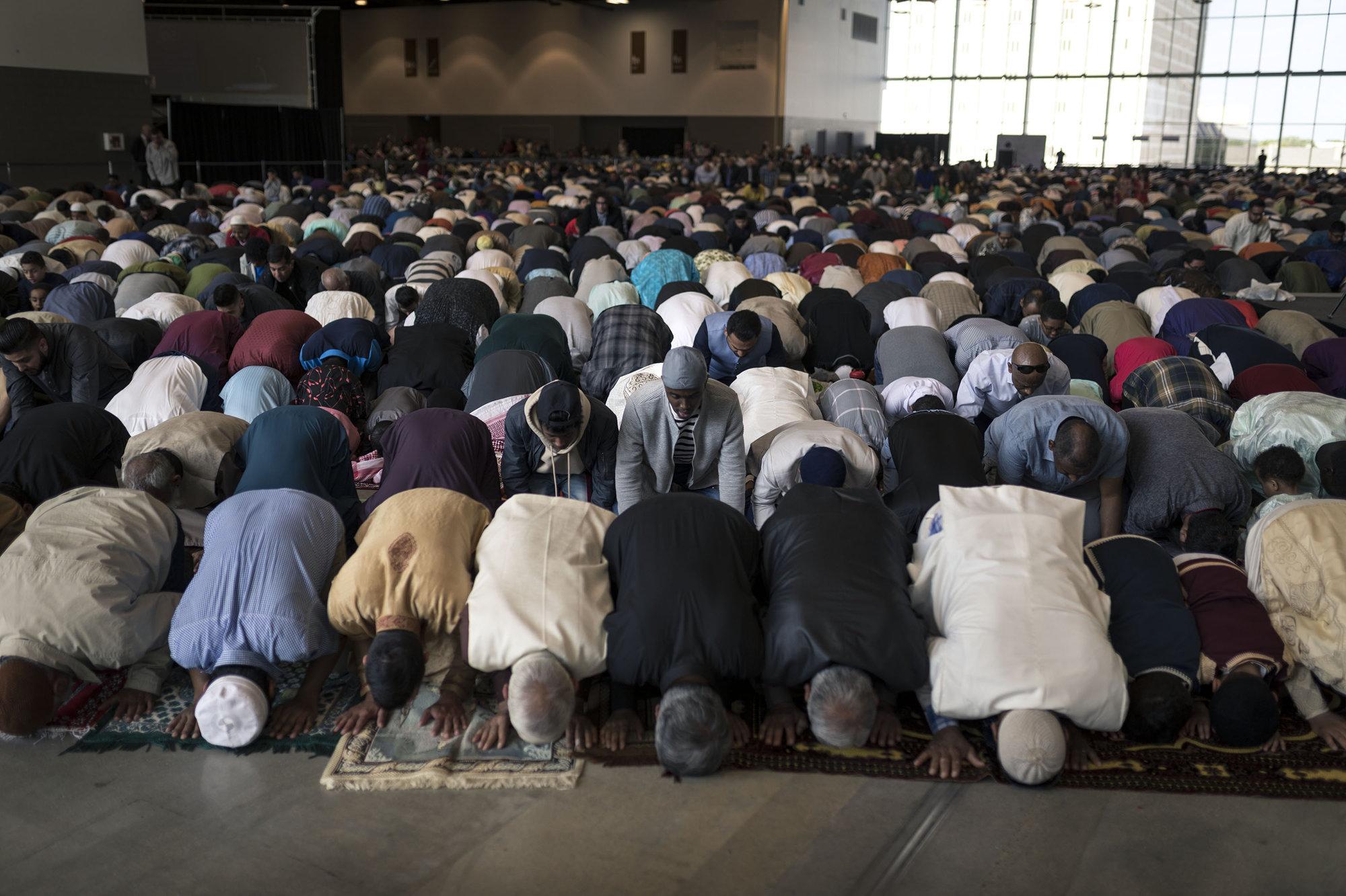 Humility, Eid al Fitr