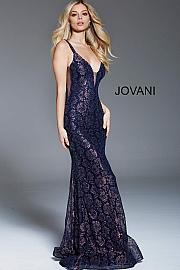 The Jovani dress Casey borrows