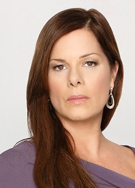 Cammie Quinn was inspired by this photo of Marcia Gay Harden, but especially Monica Bellucci's Persephone in  Matrix Reloaded.