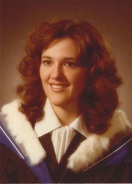 Carolyn Teare ca. 1976