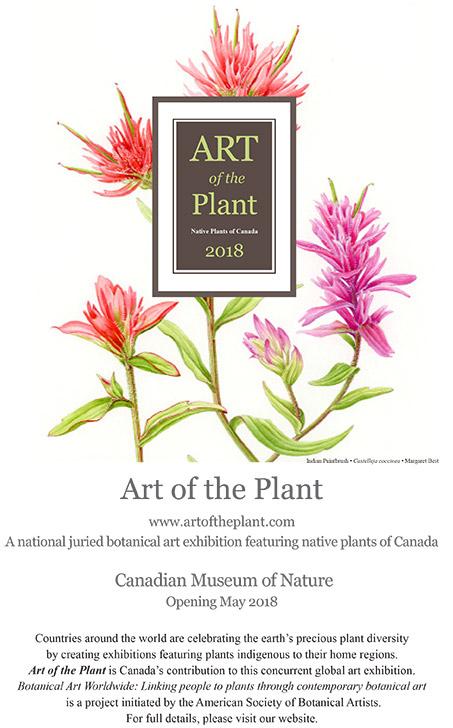 Announcement: Art of the Plant exhibition