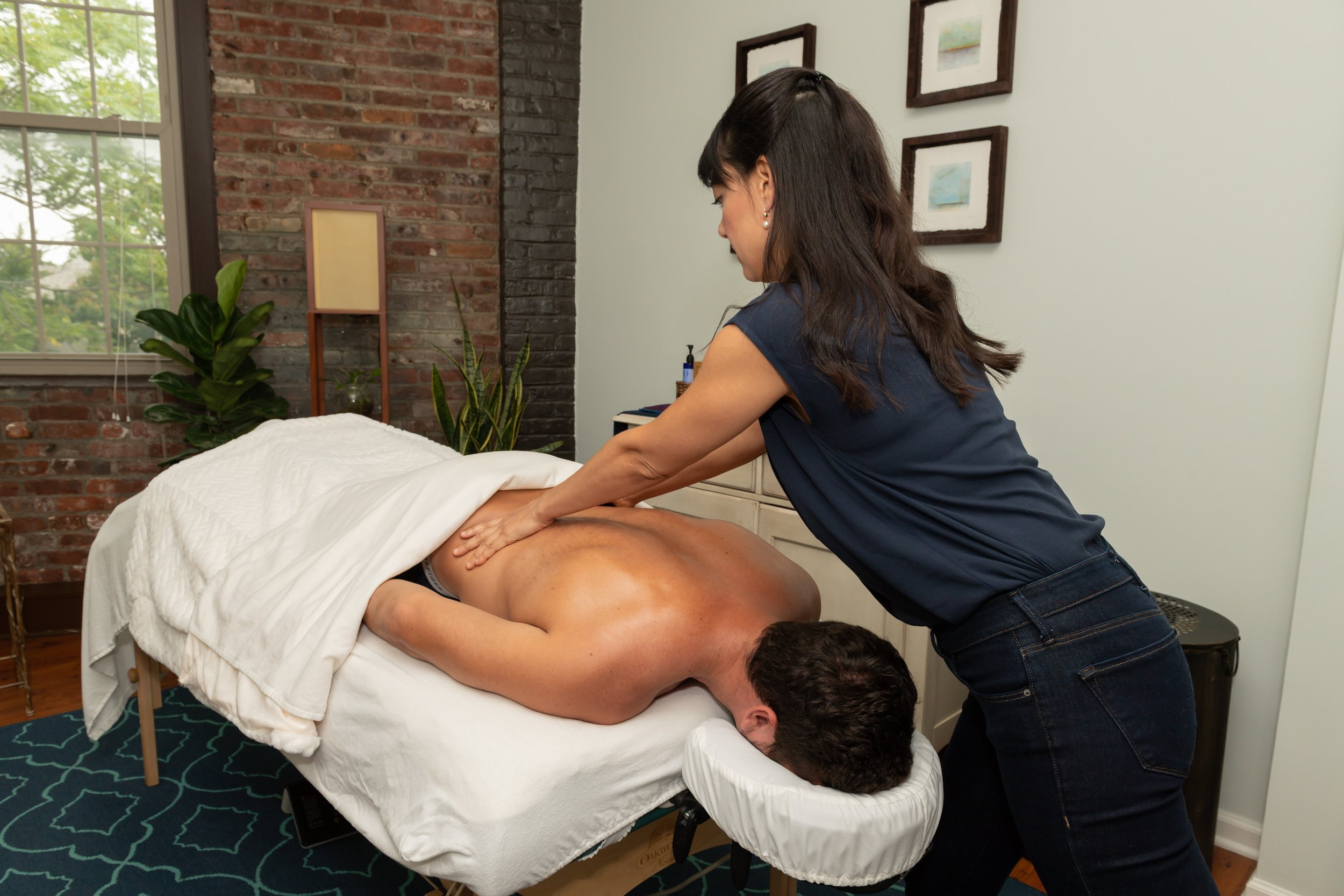 relaxing massage therapy in new canaan connecticut ct