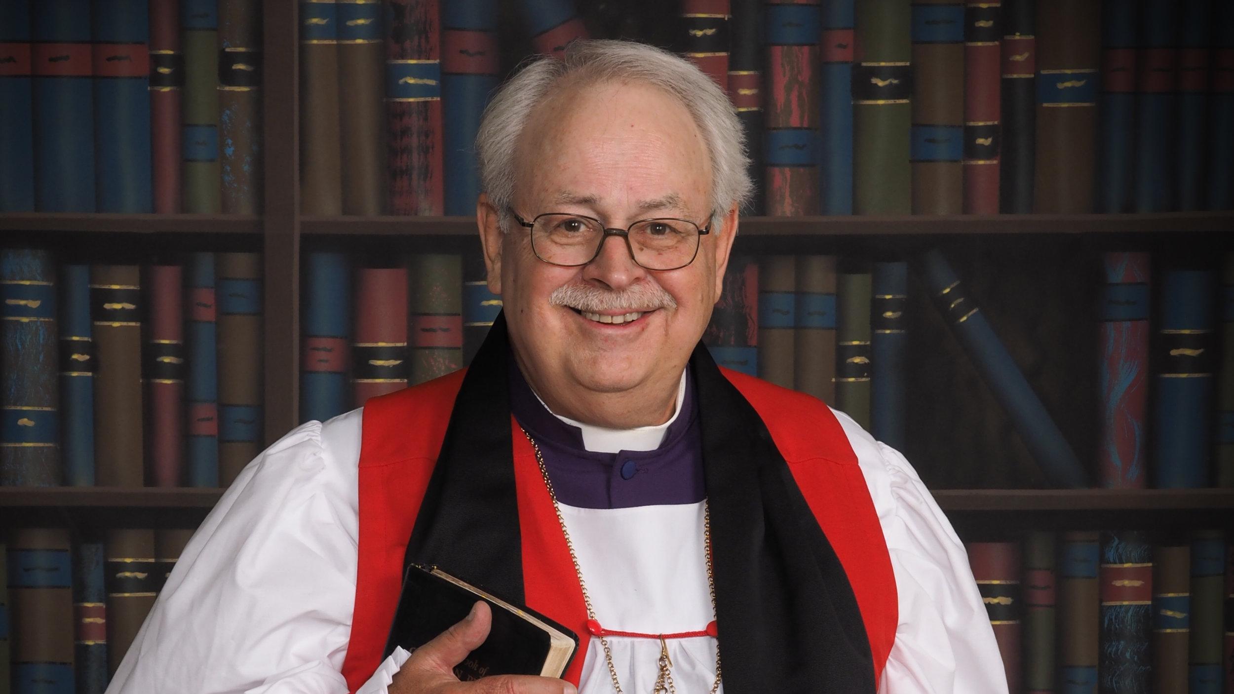 THE MOST REV. ROYAL U. GROTE, JR. Presiding Bishop 2014-2016