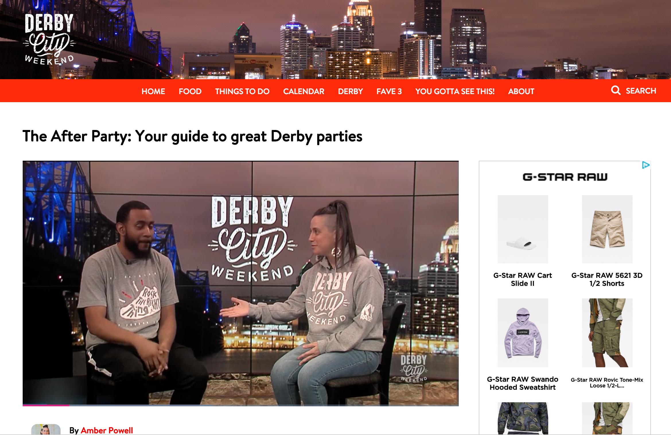 Derb  yCityWeekend.com