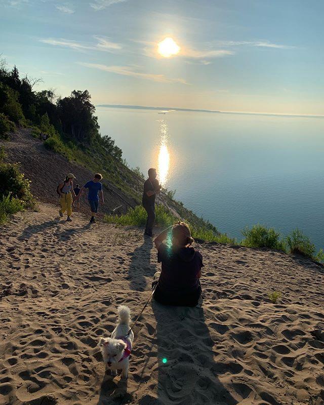 Hey Michigan! #lakelife #m22