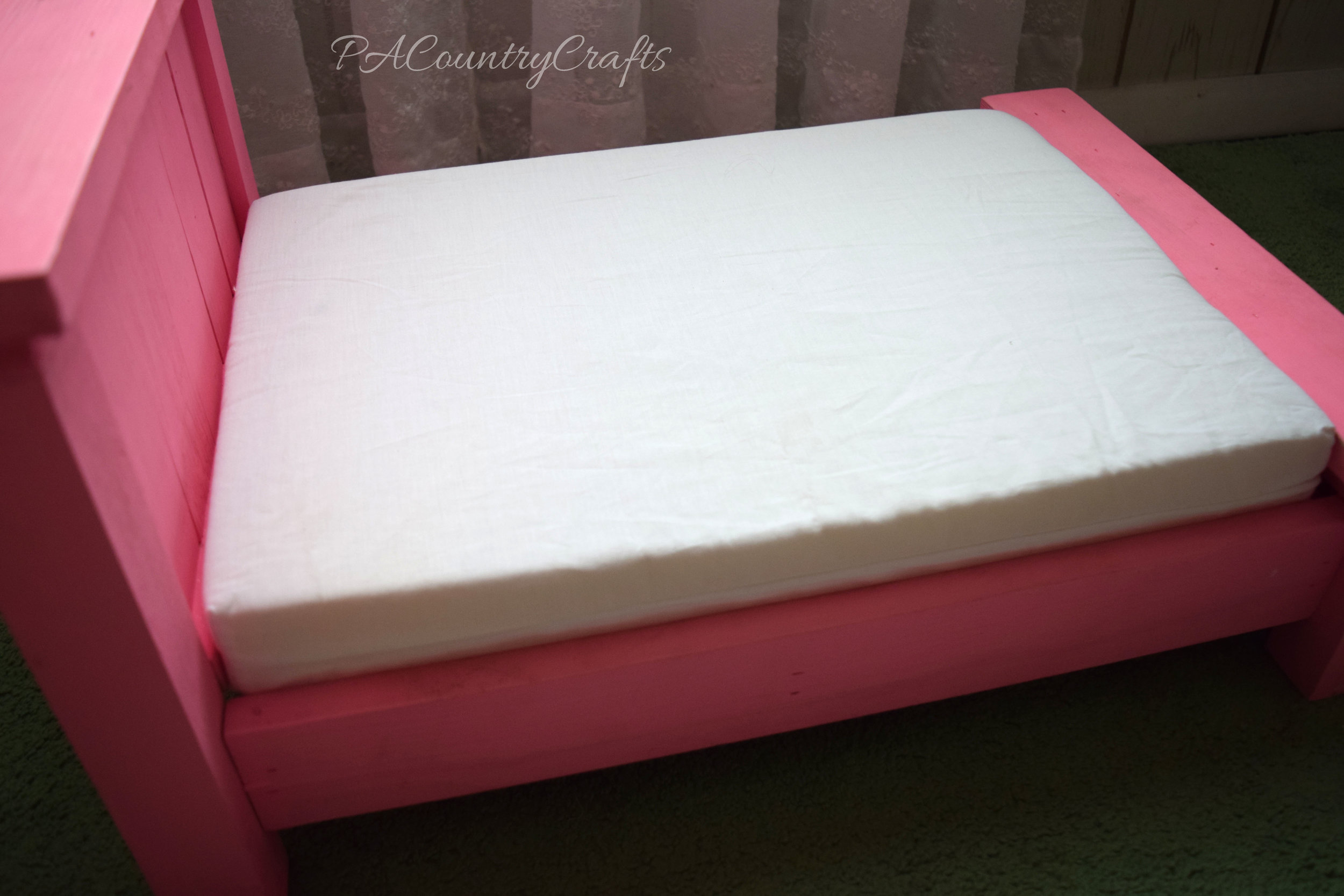 "Mattress for 18"" doll bed"