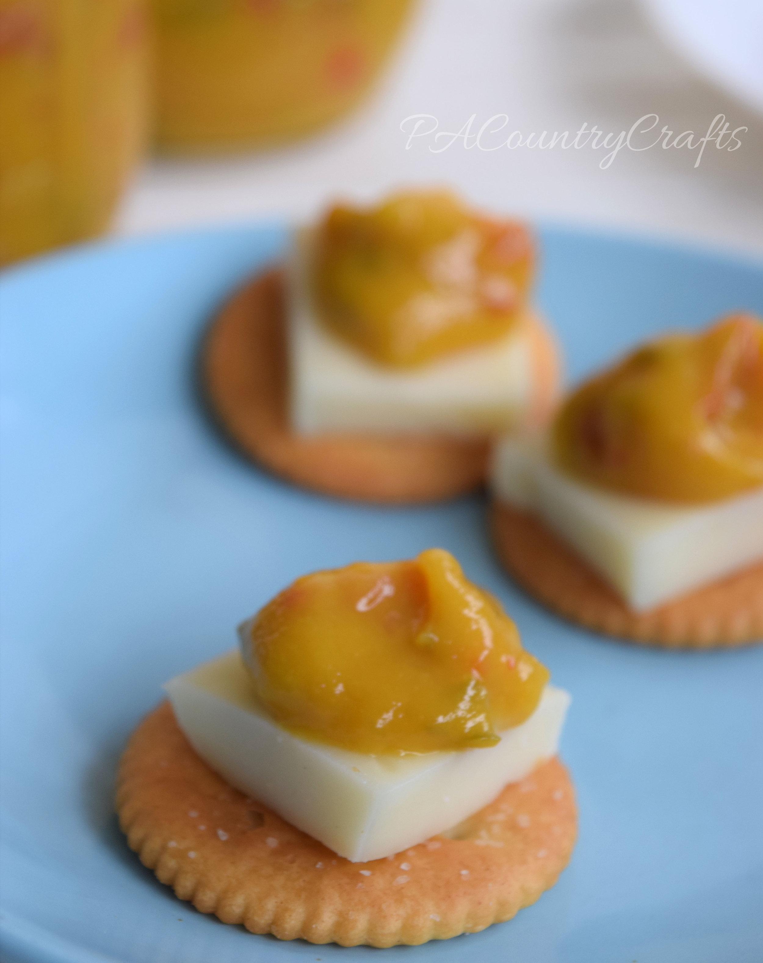 Easy hot mustard canning recipe!