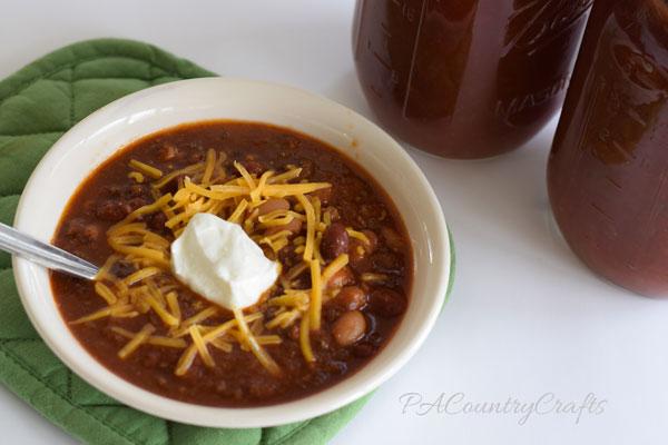 Homemade Sweet Chili Recip