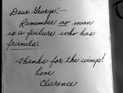 It's a Wonderful Life Quote