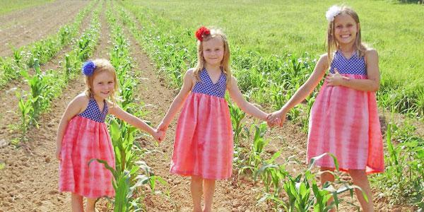 sheet-to-girls-halter-dress