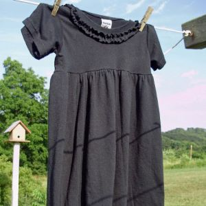 T Shirt to Girls Nightgown