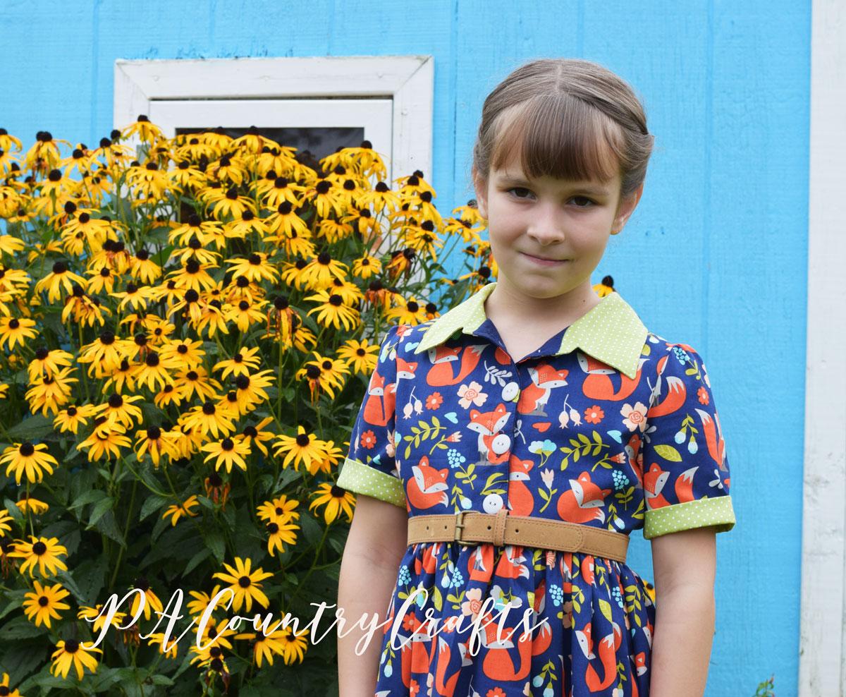 Violette Field Threads Hattie Dress