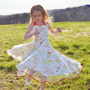 Lydia's Sweetheart Dress
