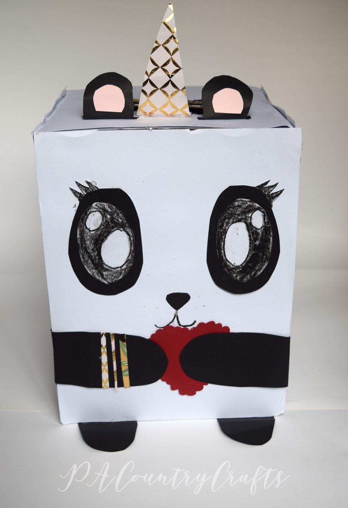 Pandacorn Valentine Box