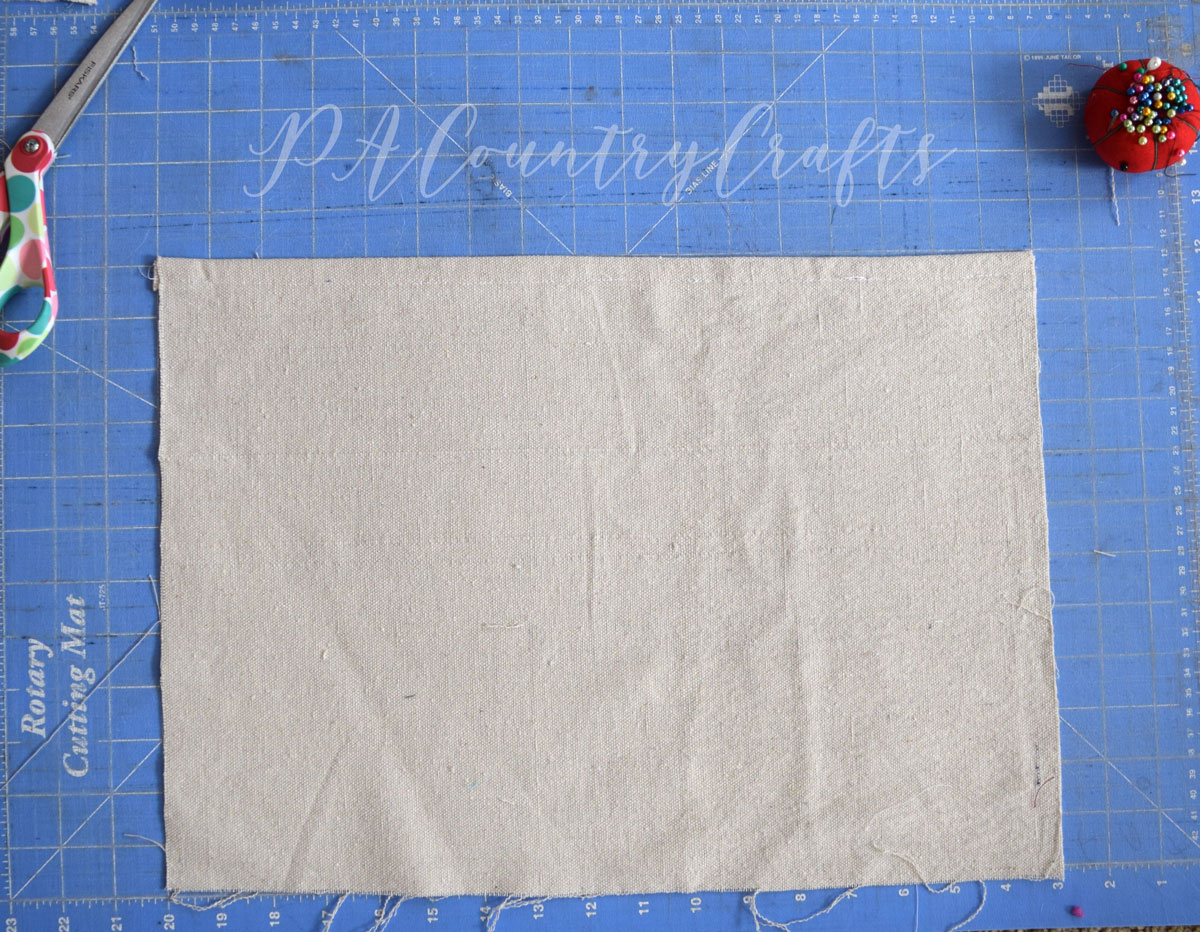 How to Sew a Simple Throw Pillow Cover