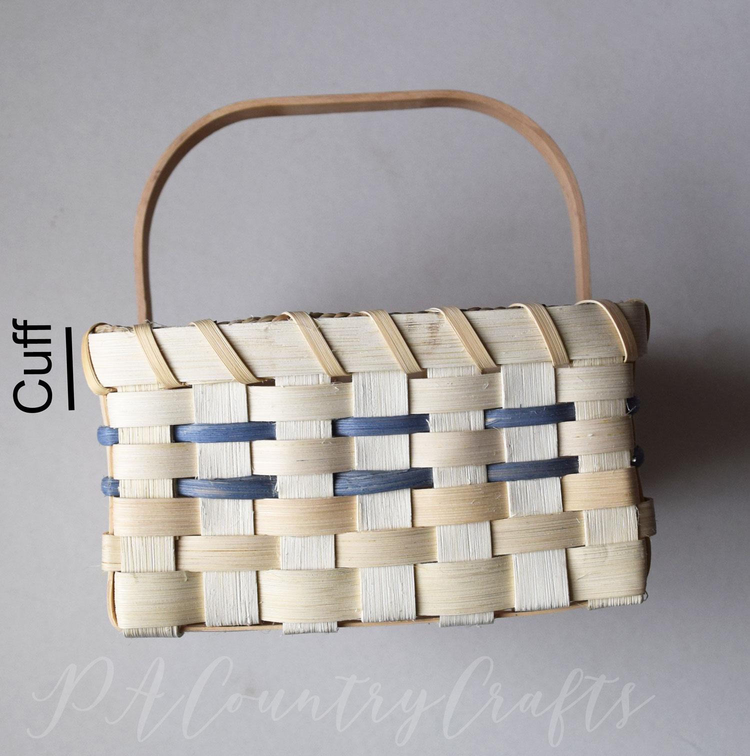 Market basket liner tutorial
