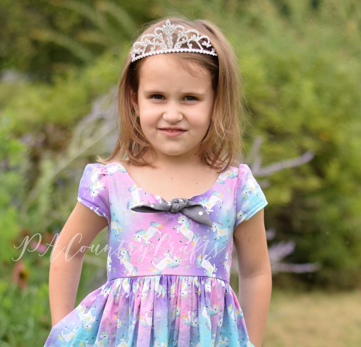 Unicorn Charlie Dress