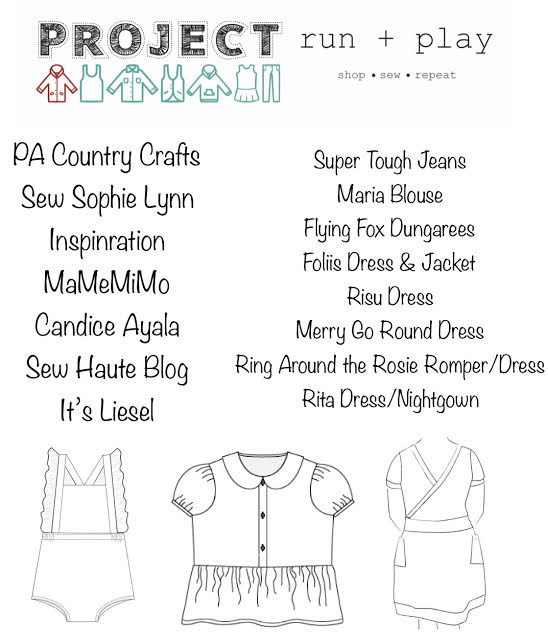Project Run and Play shop blog tour