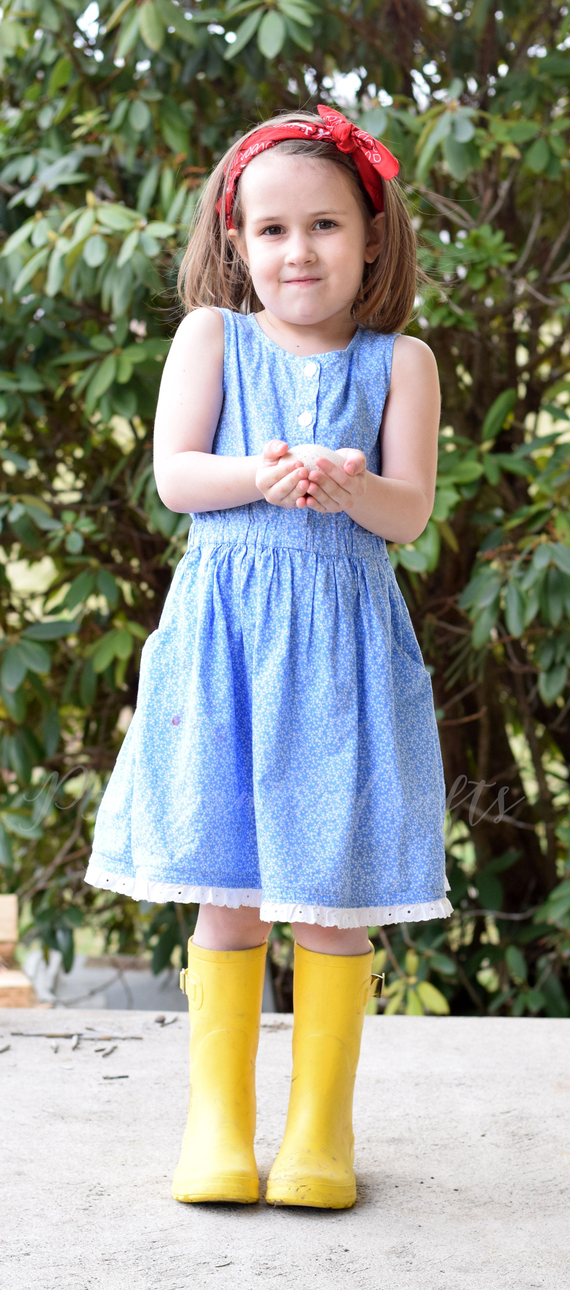 The Farmer Dress