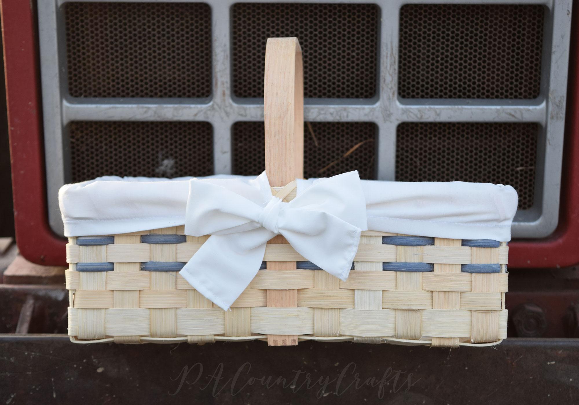 Farmer's Market Basket Liner