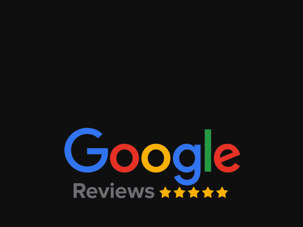4.7 out of 5 Stars on Google