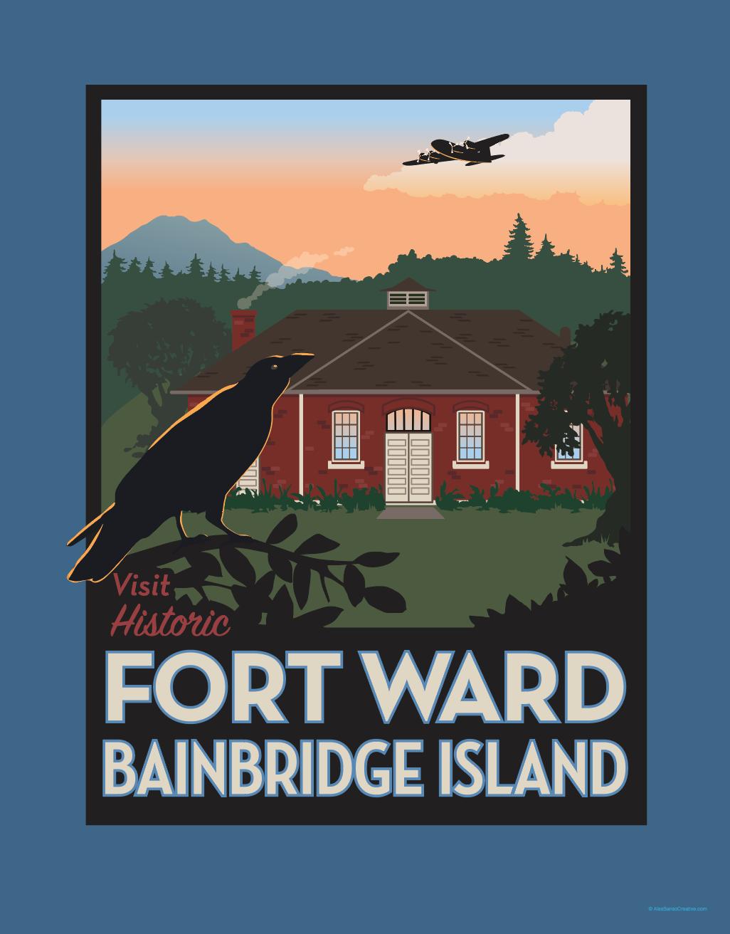 Historic Fort Ward