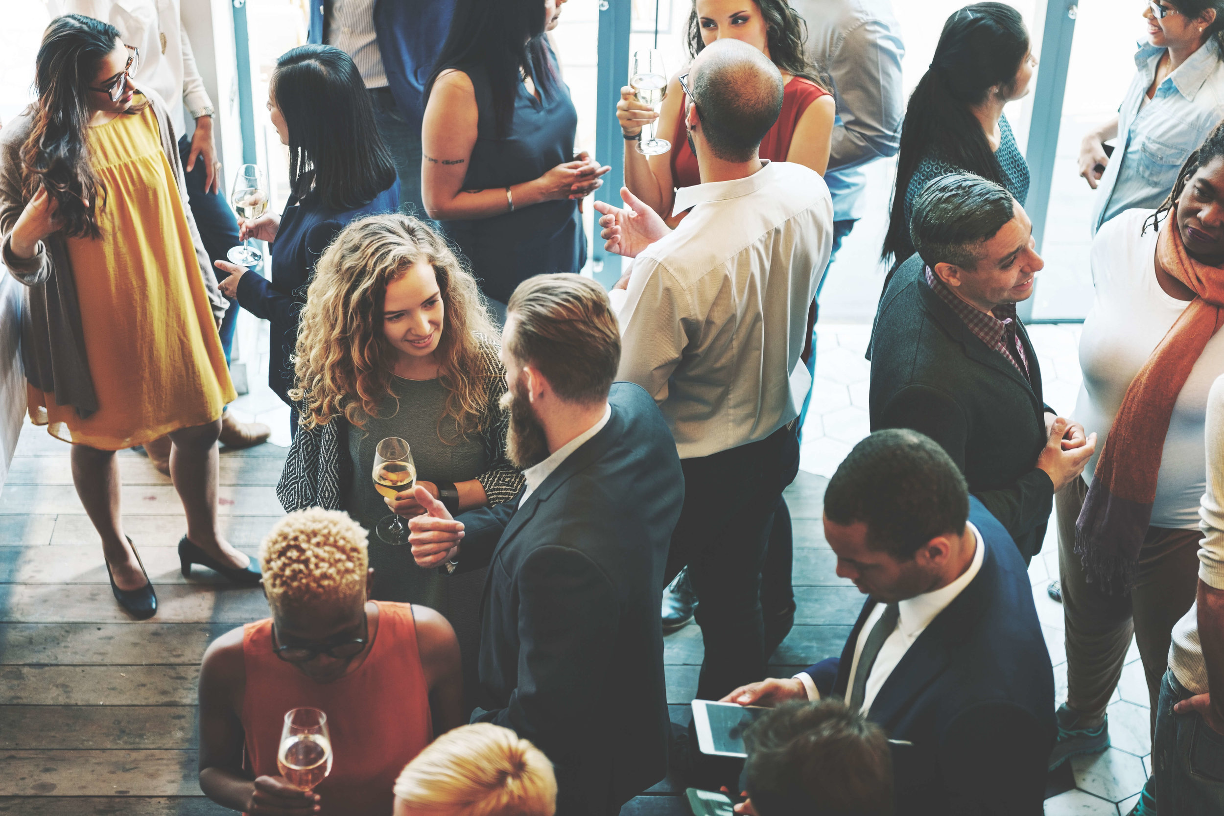 BRAND IT - From product launches to client appreciation parties, House of R can showcase your brand propelling you to success.