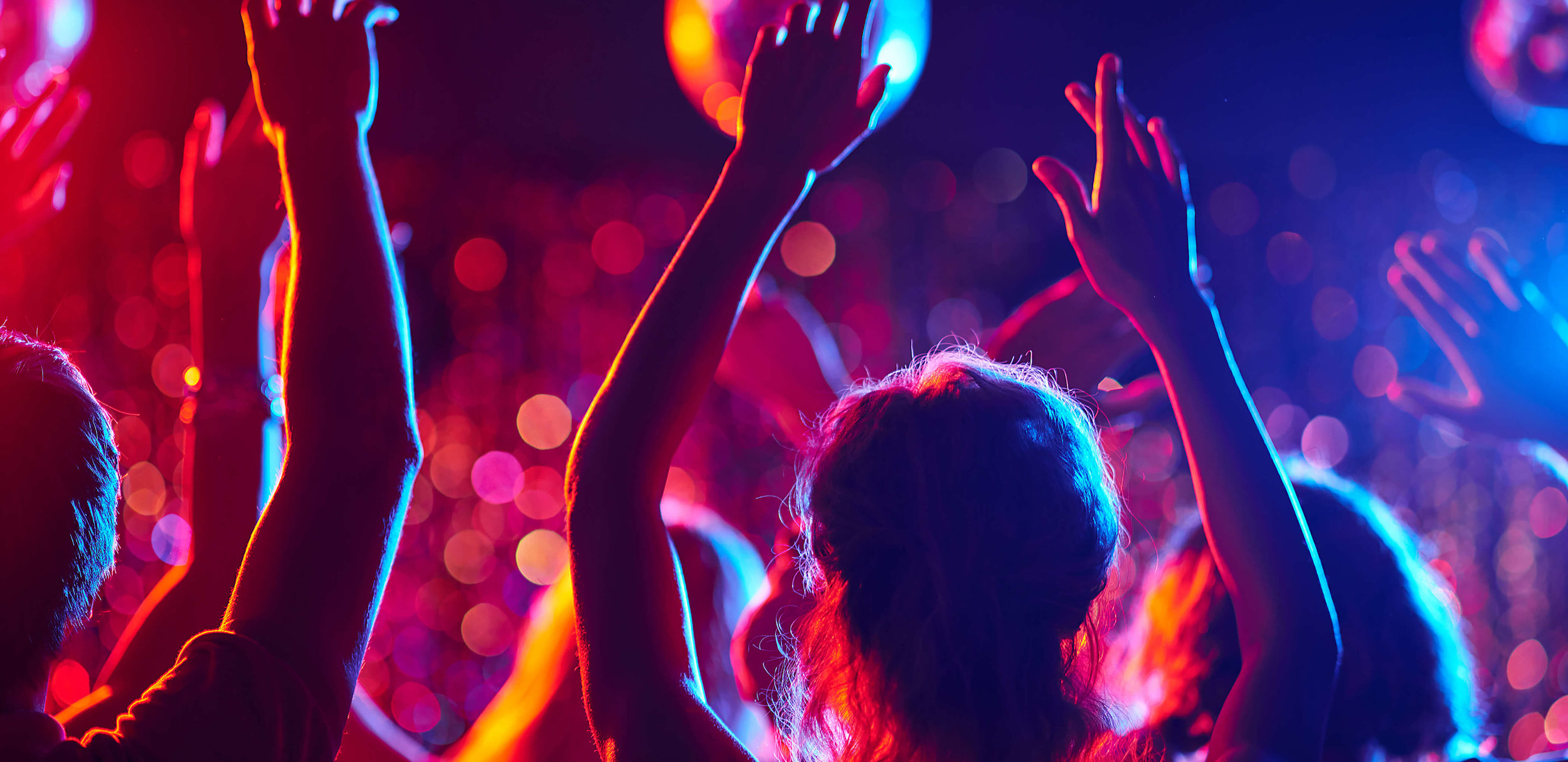 Welcome to the jungle! We invite you to light up your night with this electrifying glow in the dark party! -