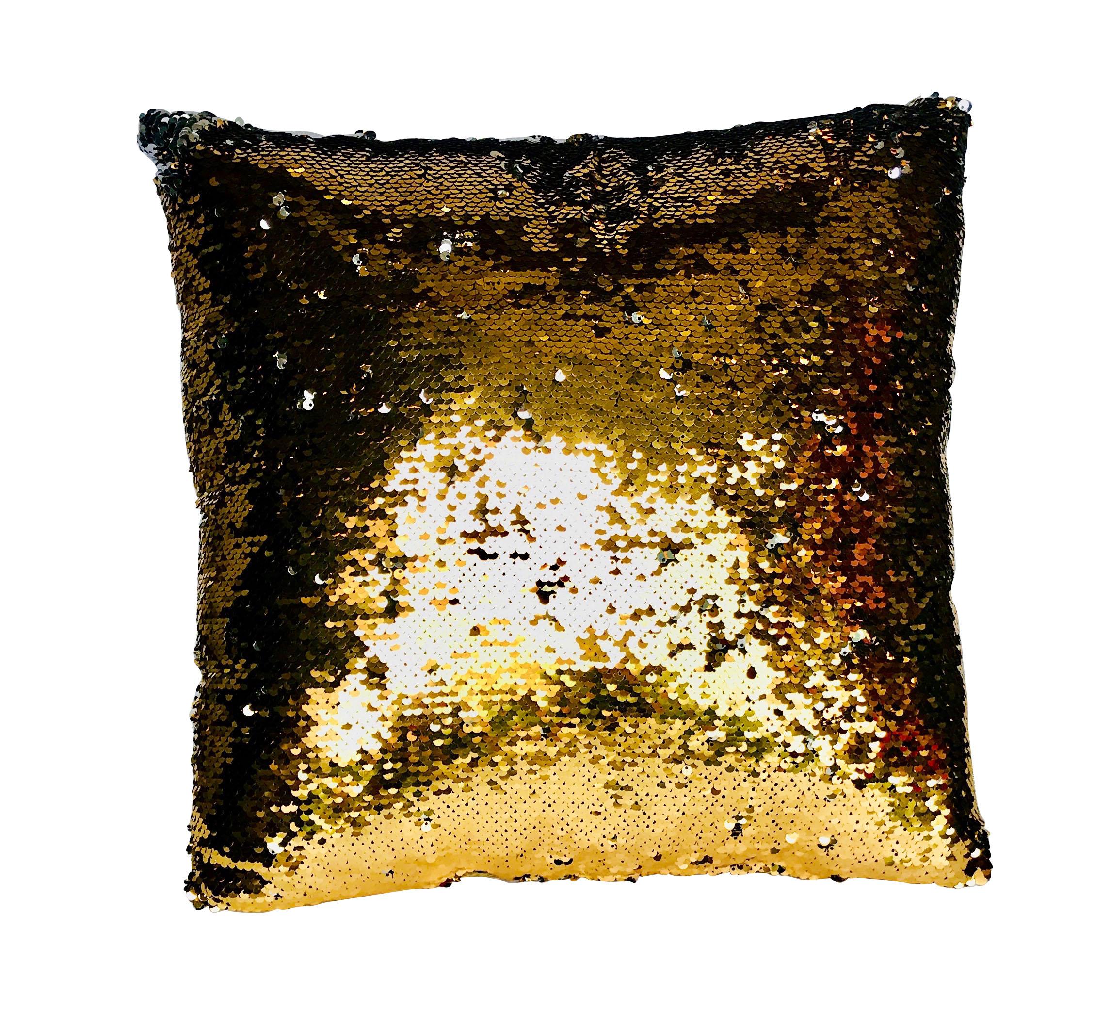 Gold Sequined Pillow.jpg
