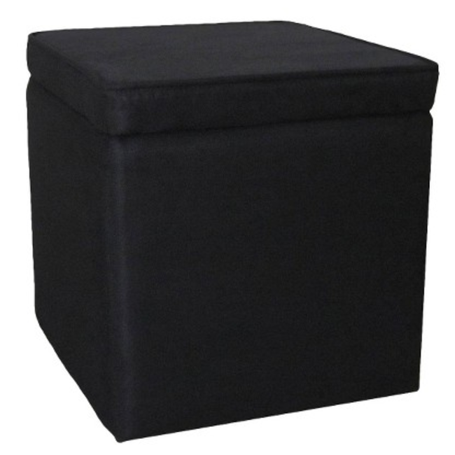 Black Cubed Ottoman.png