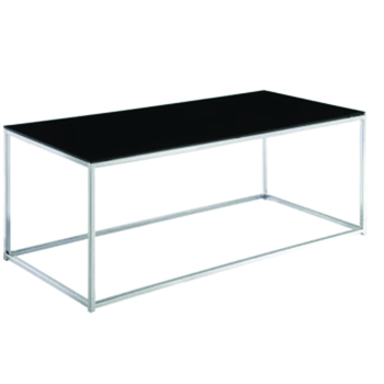 Chrome Coffee Table -