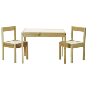 Kids Table & Chair Set -